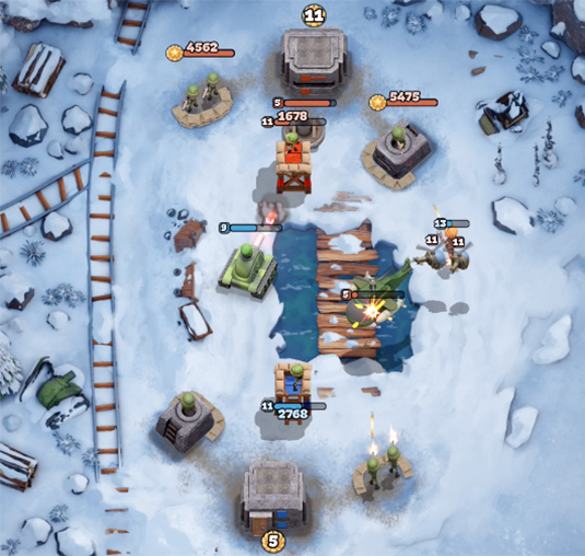 War Heroes Mobile Game | Download for IOS and Android